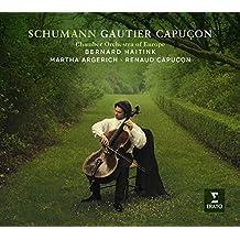 SCHUMANN: CELLO CONCERTO & CHAMBER MUSIC WORKS