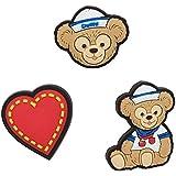 [ディズニー]Disney Walt World Duffy the Bear Magic Bandits Hearts Set of 3 Magic Band Bandits na [並行輸入品]