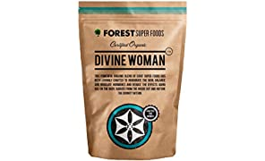Certified Organic Divine Woman Super Food Blend 250g (30 day supply)