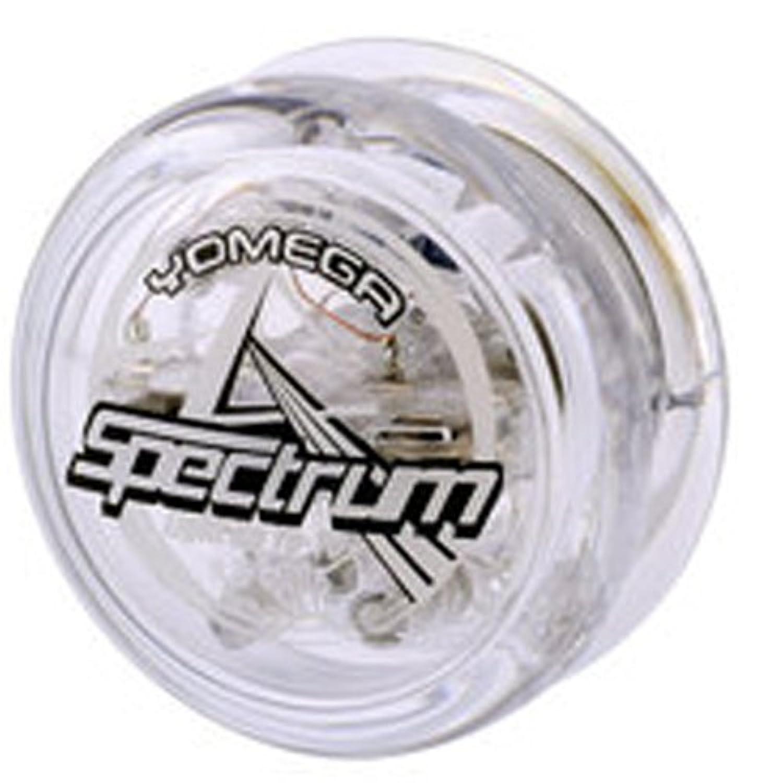 Yomega Spectrum - Light up Yo-Yo - Clear 【You&Me】 [並行輸入品]