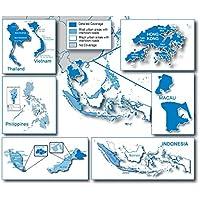 [ガーミン/GARMIN]  CityNavigator 東南アジア microSD/SD版(正規輸入品)  海外地図ソフト 【品番】 1165200