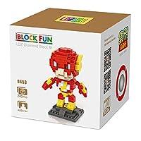 lozusa Cartoon Character 240個ダイヤモンドブロックMini Figure Hero Microブロック建設モデル、micro-sized Buildingセット親子ゲーム建物ブロック子供の教育玩具