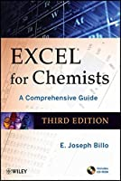 Excel for Chemists, with CD-ROM: A Comprehensive Guide by E. Joseph Billo(2011-09-21)