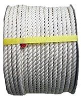 まつうら工業 綿素材 ロープ 太さ12mm 長さ100m  ドラム巻