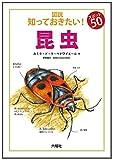 図説 知っておきたい!スポット50 昆虫 (Rikuyosha Children & YA Books)