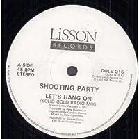 Let's hang on (1990) / Vinyl Maxi Single [Vinyl 12'']