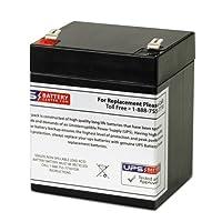 Discover d125012V 5Ah f2交換バッテリー
