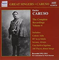 Complete Recordings, Vol. 6 by Enrico Caruso (2001-06-11)