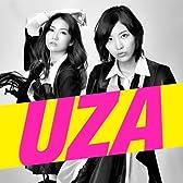 UZA (Type-A)(数量限定生産盤)【多売特典生写真無し】