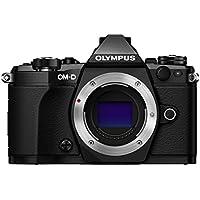 Olympus OM-D E-M5 Mark II - Digital camera - mirrorless system - 16.1 MP - body only - Wi-Fi - black