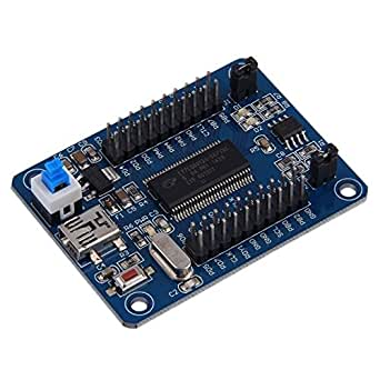 HiLetgo CY7C68013A-56 EZ-USB FX2LP USB 開発ボードモジュール ロジックアナライザ EEPROM