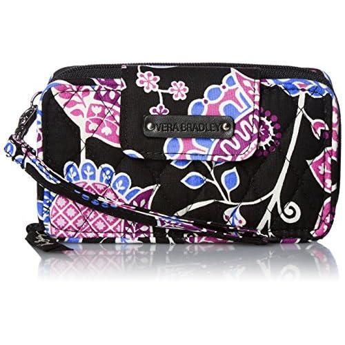 [ヴェラ・ブラッドリー] [アマゾン公式] お財布一体型バッグ iPhone 6用スマートフォン・リストレット 67151149801 91 C091 Alpine Floral