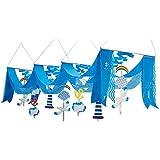 【サマー】カモメマリンDXペナント/ お楽しみグッズ(紙風船)付きセット