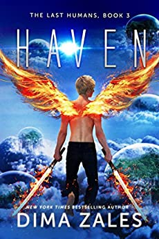 Haven (The Last Humans Book 3) by [Zales, Dima, Zaires, Anna]