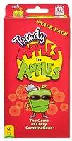 アップルトゥアップル Apples to Apples Trendy Snack Pack Expansion Pack Card Game [並行輸入品]