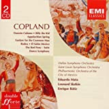 Copland;Orchestral Works