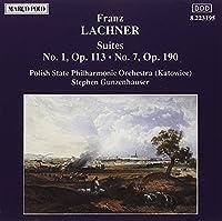 Lachner:Suites 113,190