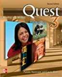 Quest Level 3 Reading and Writing Student Book