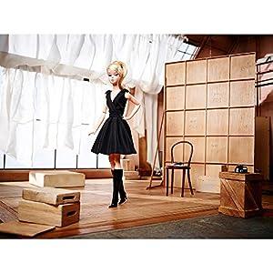 バービー ファッションモデル クラシックブラックドレス(DKN07) [並行輸入品]