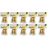 ビオクラ マクロビオティッククッキー 塩レモン (14枚)×10袋