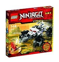レゴ (LEGO) ニンジャゴー ヌッカルのATV 2518