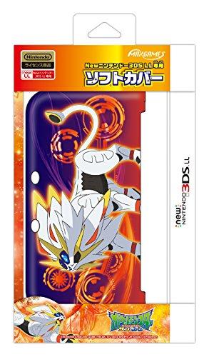 【ゲーム 買取】Newニンテンドー3DS LL専用 ソフトカバー (ソルガレオ)