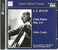 Bach: Cello Suites Nos. 1-6 (2006-08-01)