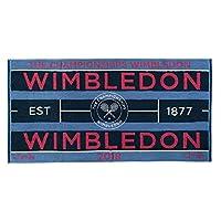 ウィンブルドン 公式タオル 2018年 女子モデル 全英オープン テニス