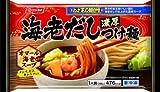 海老だし濃厚つけ麺 1人前(390g)
