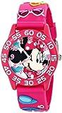 ディズニー Disney Kids' W001523 Minnie Mouse 3D Watch [並行輸入品]