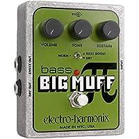 【国内正規品】 electro-harmonix ベース用ディストーション Bass Big Muff EH3030
