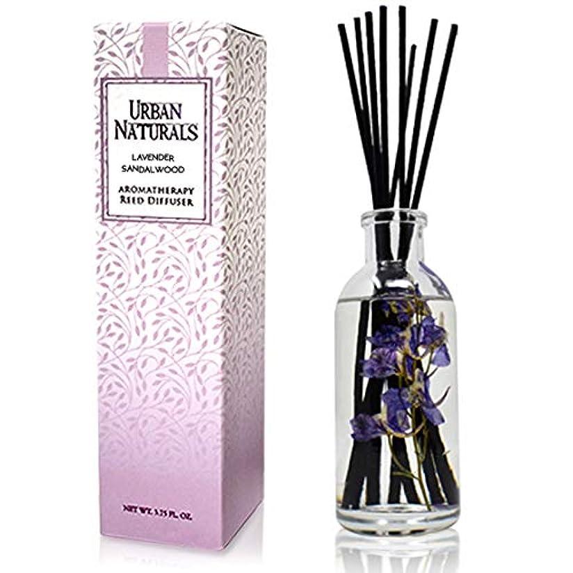 スーツファンシー金曜日Urban Naturals旅行コレクションの香りホームAmbiance Reed Diffuser Giftセット UN-Diffuser-Paris