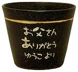 名入れ プレゼント 酒 ギフト 日本酒 ウィスキー 敬老の日 退職 人気商品 ランキング お酒 グラス 名前入り 黒彩 ロックカップ