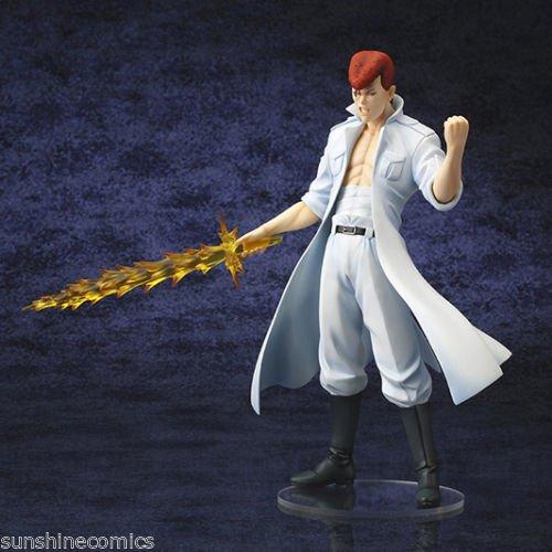 幽遊白書 桑原和真 フィギュア Yu Yu Hakusho Kazuma Kuwabara ARTFX J Statue Kotobukiya NEW SEALED [並行輸入品]
