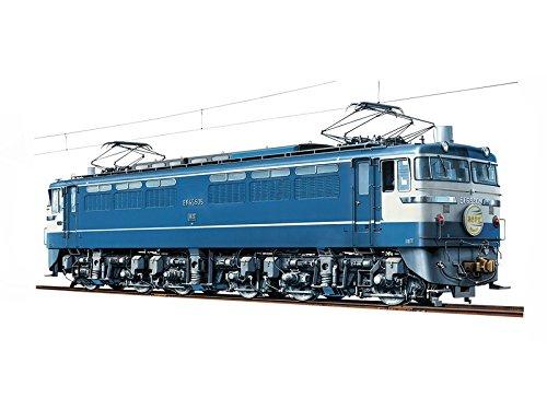 青島文化教材社 1/50 電気機関車シリーズ No.1 EF65/60 プラモデル