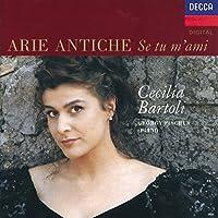 Cecilia Bartoli: If You Love Me / Se tu m'ami: 18th-century Italian songs by Cecilia Bartoli (1992-10-13)