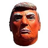 MIRACLE 大統領マスク トランプ トランプinハワイ 被り物 アメリカ パーティ MC-PREZIMASK-RD