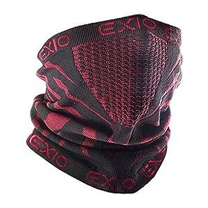EXIO(エクシオ) ネックウォーマー フェイスマスク 冬 防寒 防風 ネックゲーター フリーサイズ