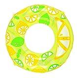 浮輪100cm カットインレモン