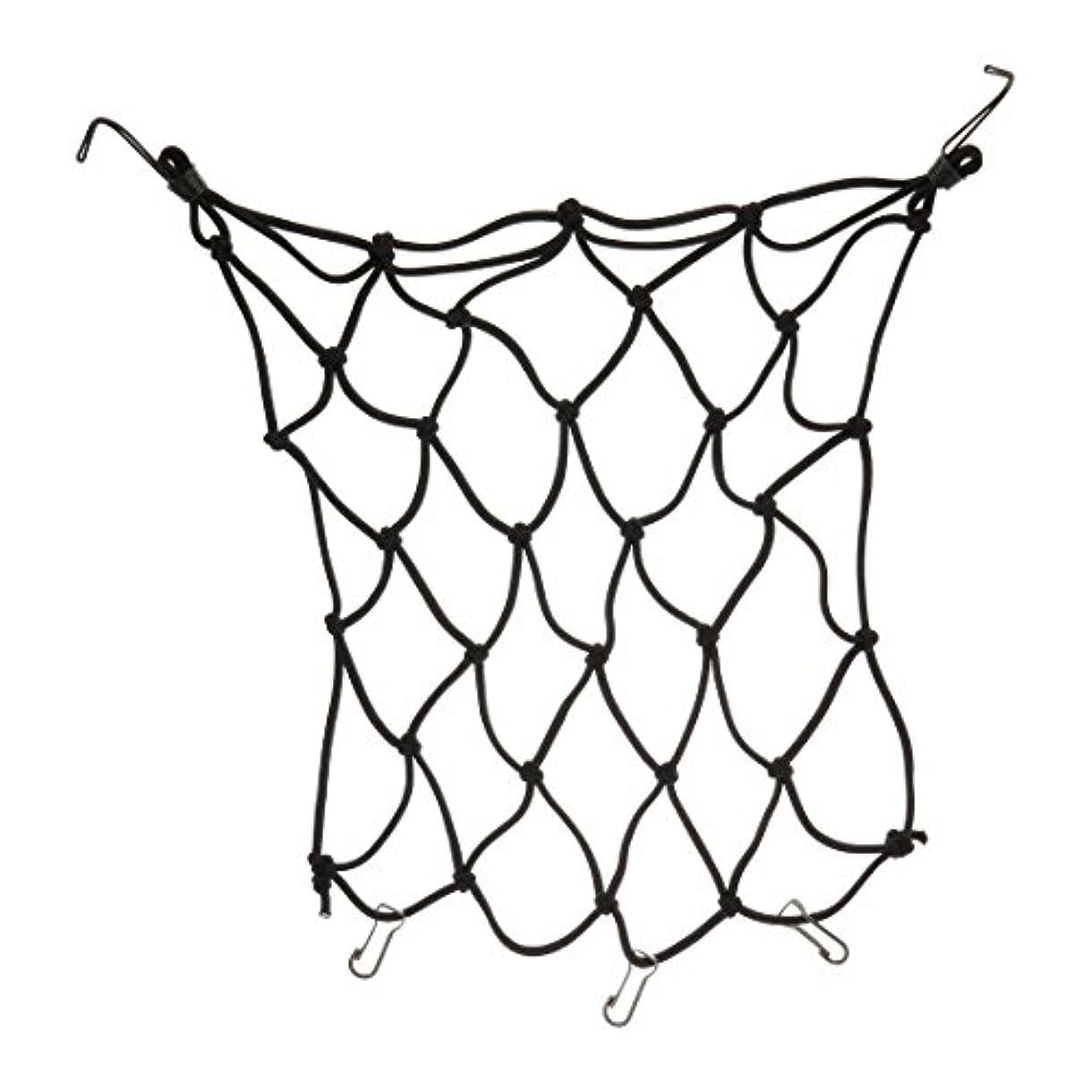 ウェイド画面アヒルNANGOKU(なんごく) ひったくり防止ネット 後 ブラック