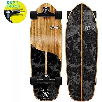 """OBFive(オービーファイブ) スケートボード Dark Waters 31"""" RKP-1"""