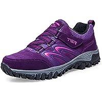 gracosy Hiking Shoes,Women's Waterproof Non-Slip Lightweight Running Trekking Outdoor Training Sneakers