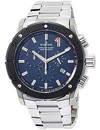 [エドックス]EDOX 腕時計 クロノオフショア1 クォーツクロノグラフ 10221-3NM-BUINO メンズ 【正規輸入品】