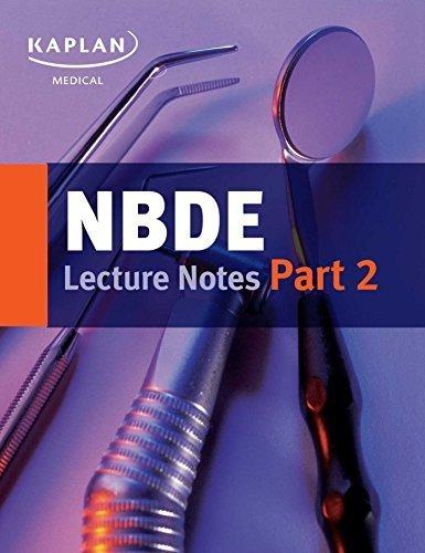 NBDE Part II Lecture Notes (Kaplan Test Prep) (English Edition)