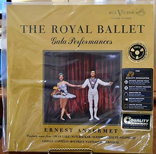 The Royal Ballet Gala Performa [12 inch Analog]