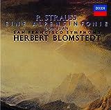 R.シュトラウス: アルプス交響曲/交響詩《ドン・ファン》