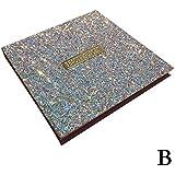 (ゴールデン ドリーミング)Golden Dreaming beauty glazed 無光沢の真珠16色のアイシャドウ (B 2#)