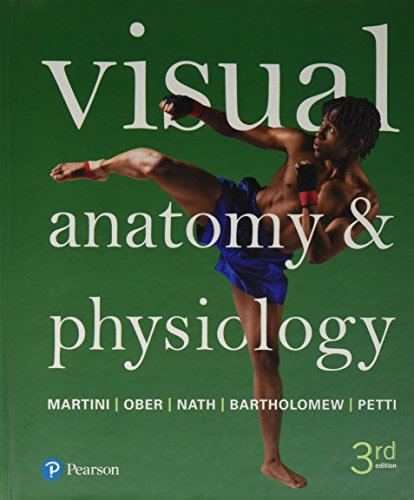 Download Visual Anatomy & Physiology (3rd Edition) 0134394690
