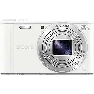 ソニー SONY デジタルカメラ Cyber-shot WX350 光学20倍 ホワイト DSC-WX350-W
