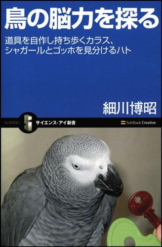 鳥の脳力を探る (サイエンス・アイ新書)の詳細を見る
